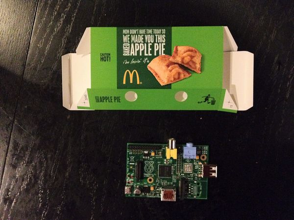 apple raspberry pi